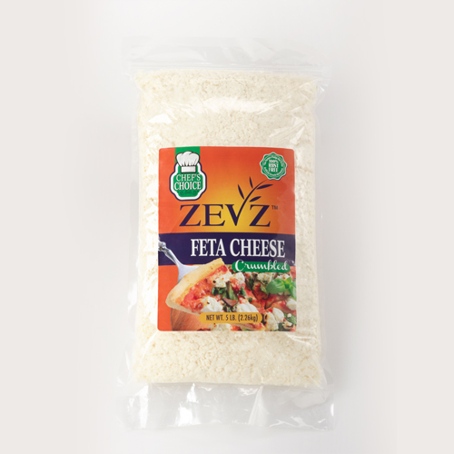 ZEV'Z Feta Cheese | ZEV'Z Foods