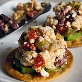 Feta & Olive Spread